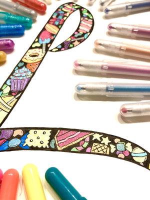 Simply-NeW-Art-Nelly-Wüthrich-Handlettering-Brushlettering-Calligraphy-Workshops-Kinder-Jugendliche-Erwachsene-Brienz-Thun-Gwatt-Wichtrach-L-Script-Font