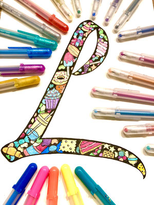 Simply-NeW-Art-Nelly-Wüthrich-Kehrli-Handlettering-Brushlettering-Calligraphy-Workshops-Kinder-Jugendliche-Erwachsene-Brienz-Thun-Gwatt-Wichtrach-L-Script-Font