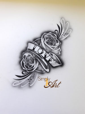 Simply-NeW-Art-Nelly-Wüthrich-Kehrli-Airbrush-Tattoo-Brienz-Schweiz