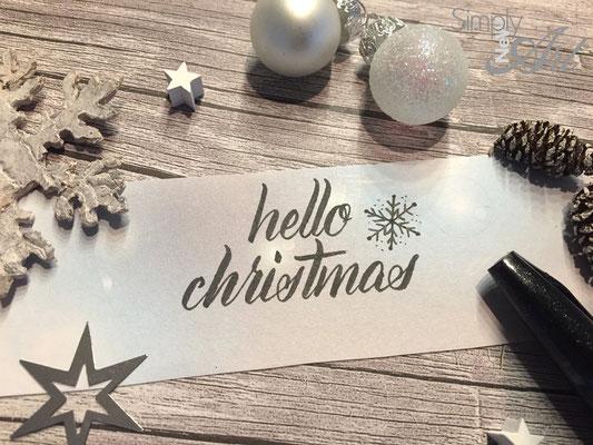 Simply-NeW-Art-Nelly-Wüthrich-Hello-Christmas-Handlettering-Brushlettering
