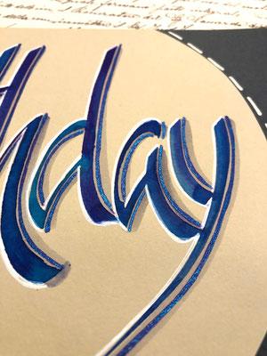 Simply-NeW-Art-Nelly-Wüthrich-Kehrli-Handlettering-Brushlettering-Faux-Calligraphy-Lettering-Kinder-Workshop-Bern-Brienz-Thun-Gwatt-Wichtrach-Birthday