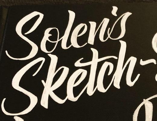 Simply-NeW-Art-Nelly-Wüthrich-Handlettering-Brushlettering-Faux-Calligraphy-Lettering-Kinder-Workshop-Bern-Brienz-Thun-Gwatt-Wichtrach-Sketch