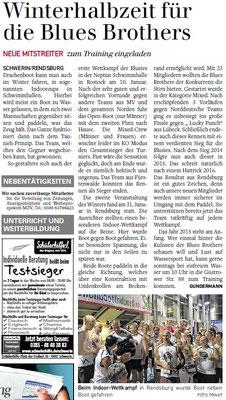 Schweriner Express den 04.02.2015