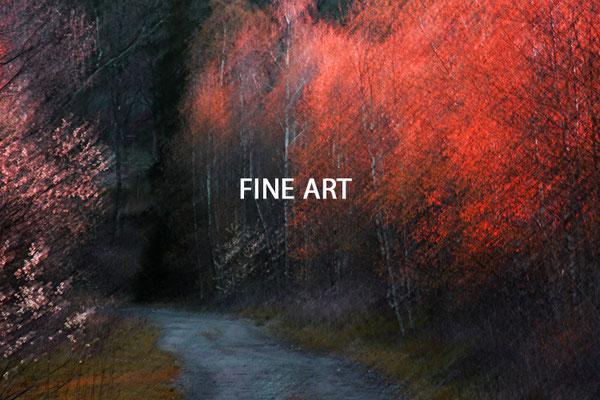 Kreativ Abstrakt Fine Art