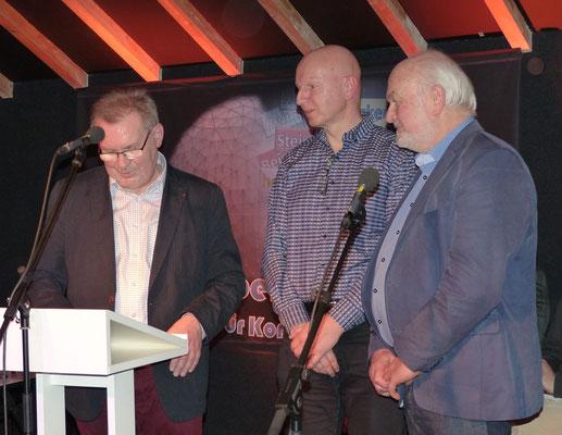 Den dritten Preis der Jury und des Publikums gewinnt Stefan Pölt