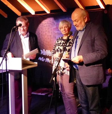 Der zweite Preis der Jury geht an Iris Schürmann-Mock