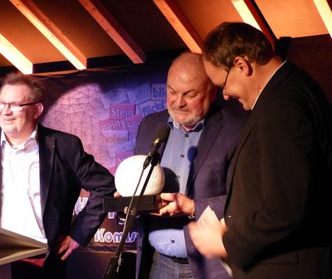 Der erste Preis der Jury für Martin Möllerkies