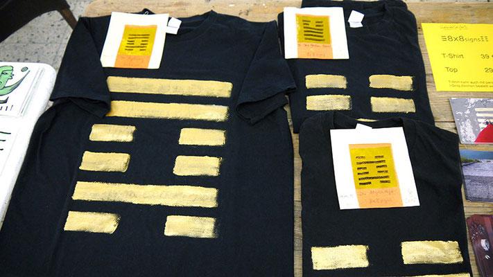 "GABRIELE SEIFERT, ""I-GING"", T-Shirts"