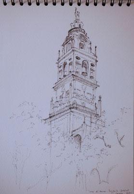 La mosquée cathédrale, Cordoue