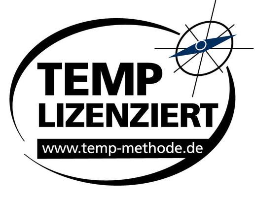 Zertifikat TEMP Lizenzierung