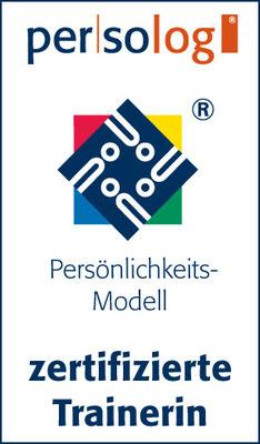 Zertifikat Persolog Persönlichkeitsmodell