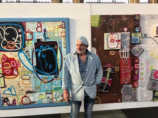 Giuseppe Buzzi, 2019. Foto: BuzziArt