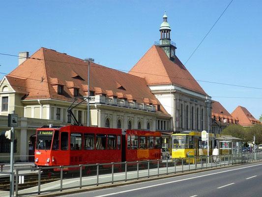 Linie 1+2 Bahnhof