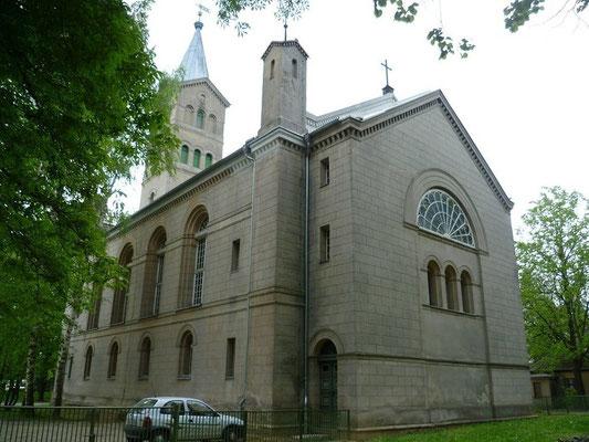 Erlöserkirche Kunnerwitz (1836)