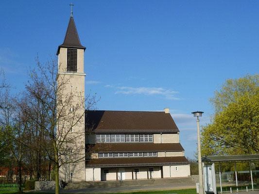 Christuskirche Rauschwalde (1938, Diesterwegplatz)