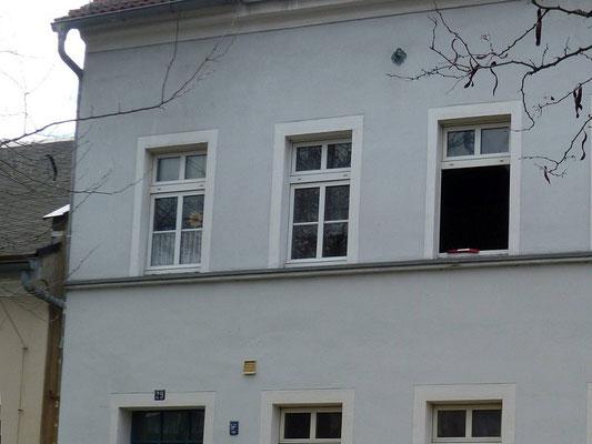 Oberleitungsrosette Heilige-Grab-Straße 23
