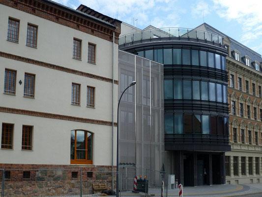 Oberleitungsrosette Bahnhofstr. Landratsamt