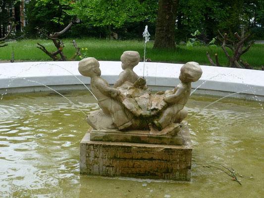 Humboldtbrunnen Stadtpark