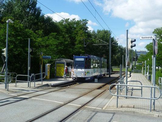 Linie 1 Endstation Königshufen/Am Marktkauf