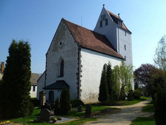 Dorfkirche Ludwigsdorf (1176)