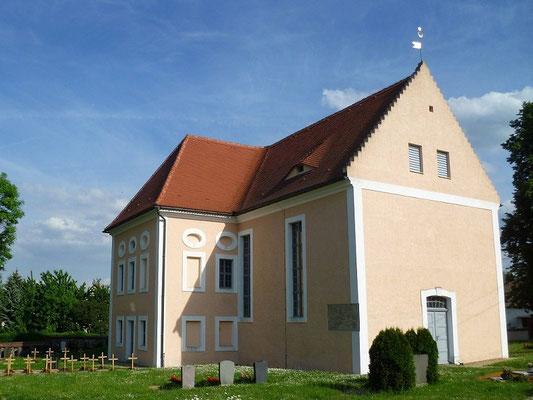Dorfkirche Tauchritz (1686)