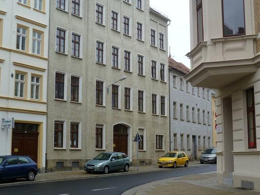 Oberleitungsrosette Bautzener Str. 42+44