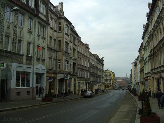 Oberleitungsrosette damalige Prager Str.