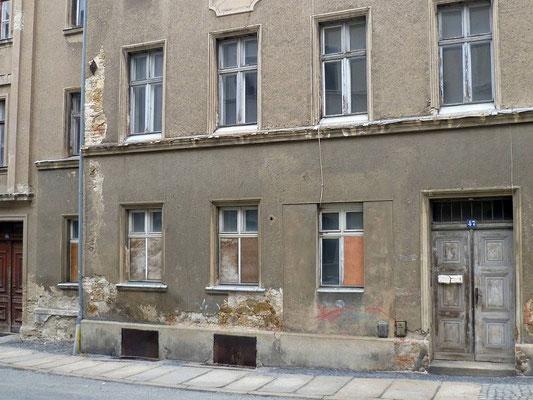 Oberleitungsrosette Leipziger Str. 47