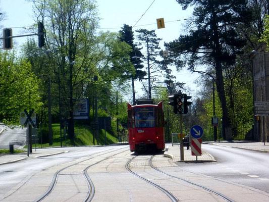 Linie 1 Goethestraße