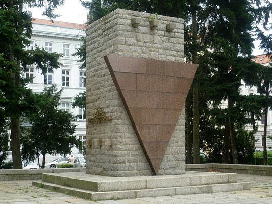 VVN-Denkmal (1948) Wilhelmsplatz