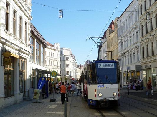 Linie 1+2 Hospitalstraße