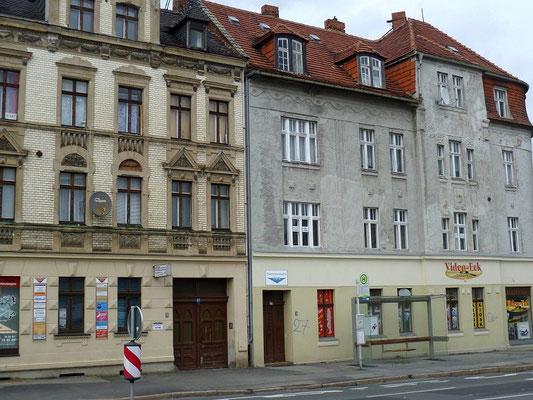 Oberleitungsrosette Reichenbacher Str. 80+82