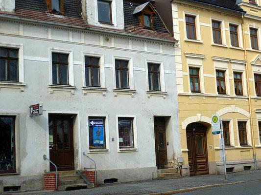 Oberleitungsrosette Reichenbacher Str. 112