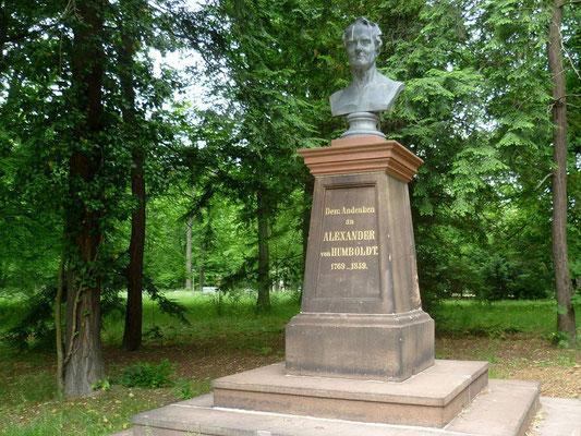 Alexander von Humboldt (1871) Stadtpark