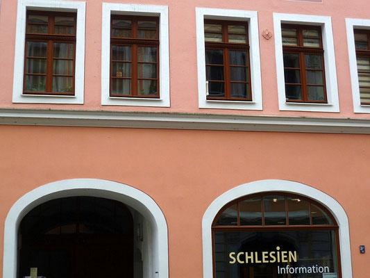 Oberleitungsrosette Brüderstraße 14