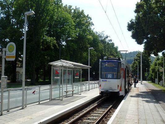 Linie 2 Grundstraße