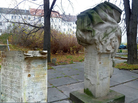 Standort des ehemaligen Konzerthauses Lutherplatz