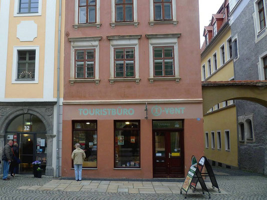 Oberleitungsrosette Brüderstraße Ecke Plattnerstraße