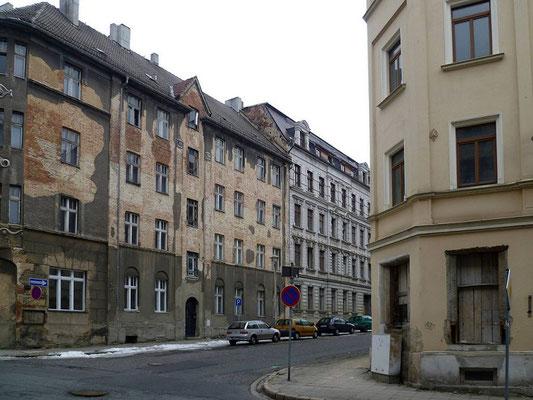 Oberleitungsrosette Leipziger Str.