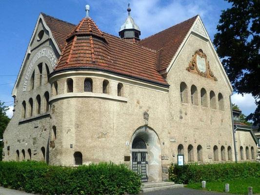 Heilige Geist Kirche (Ev.-Lutherische Kirche, 1906, Zittauer Str.)