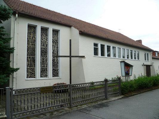 Kirche St. Johannes und Franziskus Weinhübel