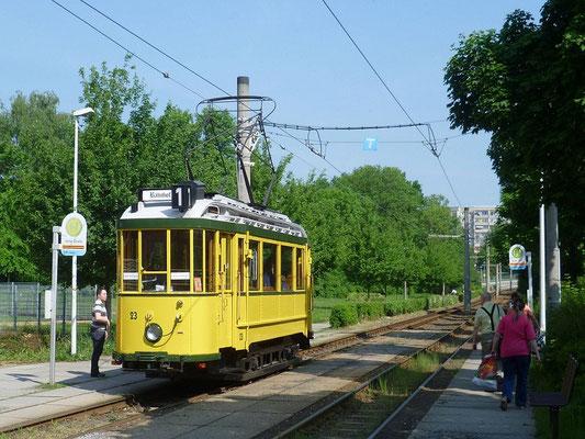 Linie 1+2 Hohe Straße