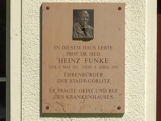 """Funkevilla"" Klinikum Girbigsdorfer Str."