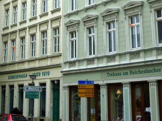 Oberleitungsrosette Obermarkt 12+13