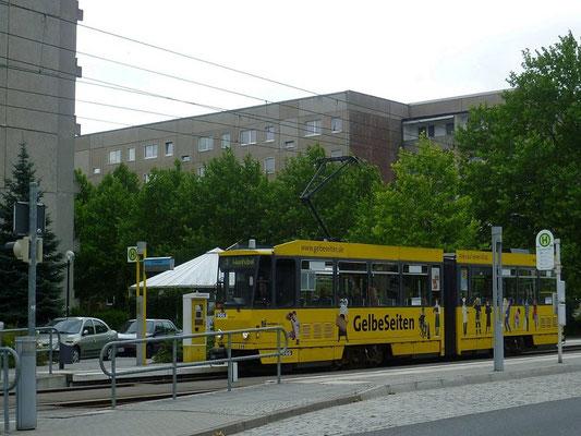 Linie 1 Königshufen-Mitte