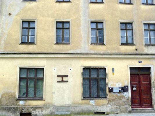 Oberleitungsrosette Heilige-Grab-Straße 27