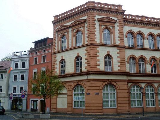Oberleitungsrosette Klosterplatzstr.