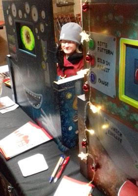 Minikunst to Go Altstadt Weihnachtsmarkt Fürth 2017