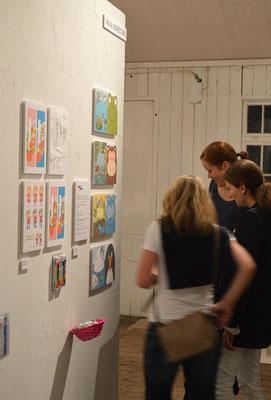Ausstellung Druckreif, Badstrasse 8