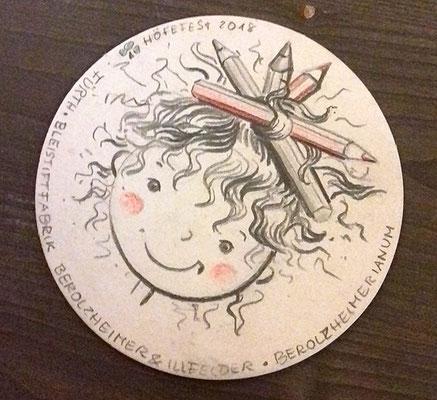 Fürther Höfefest 2018, Minikunst to Go